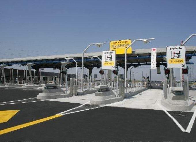 Rincari autostrade: Dopo il brindisi di Capodanno, scattano gli aumenti