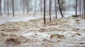 Campania: L'86% del territorio a rischio idrogeologico
