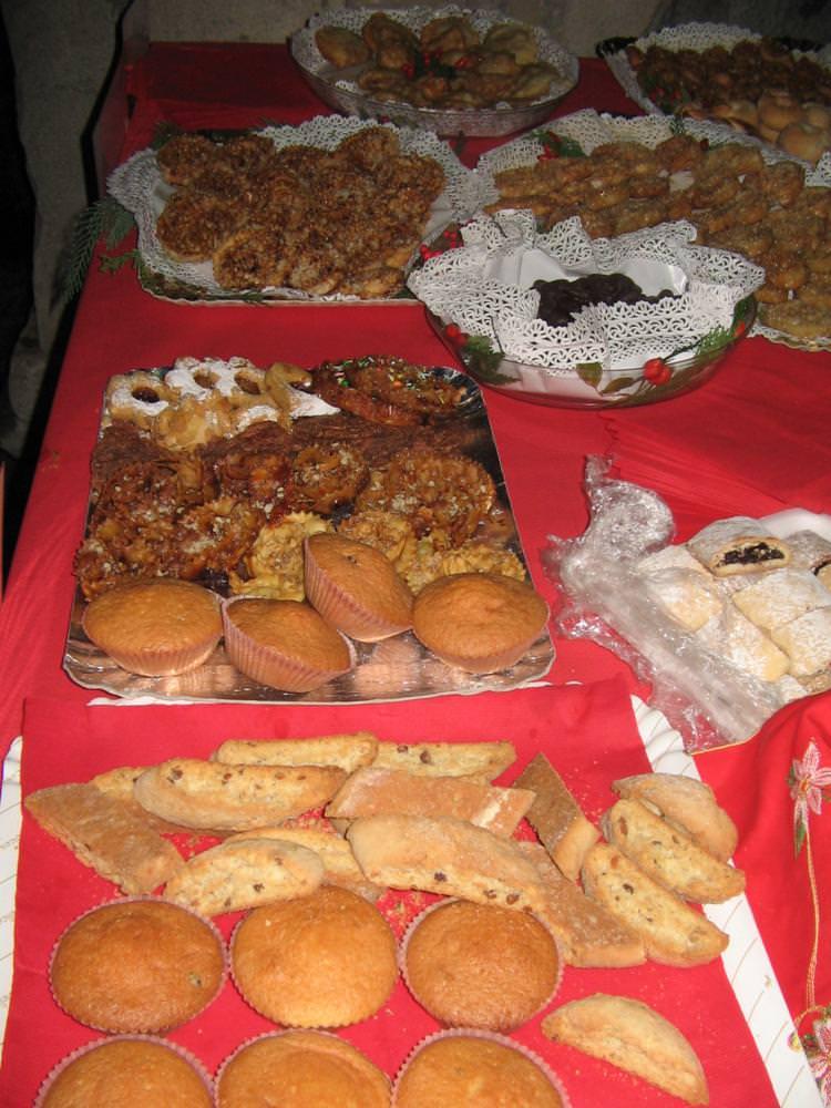 Puglia: Per un 2010 più dolce e generoso, ad Orsara regalano golosità