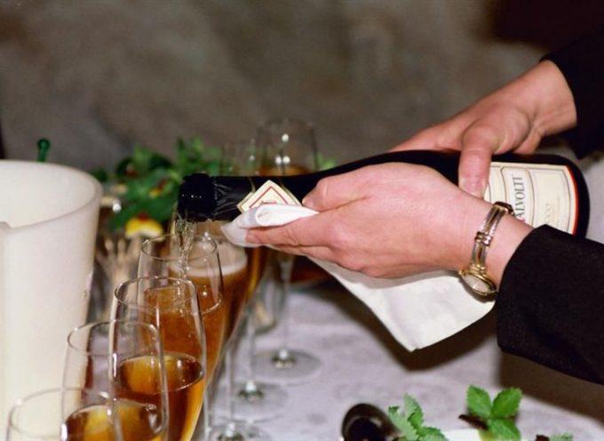 Un barman a cinque stelle per brindare con Carpenè