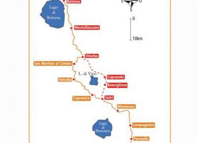 La Via Francigena nella Provincia di Viterbo