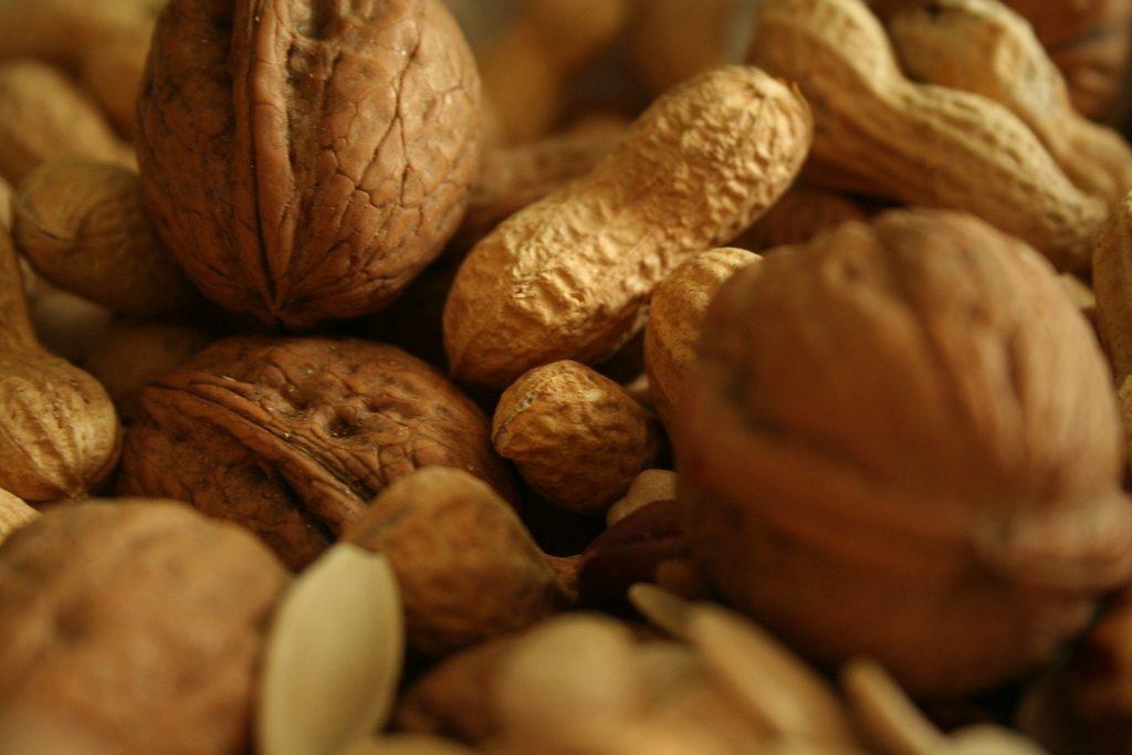 Allarme per le aflatossine tossiche della frutta secca