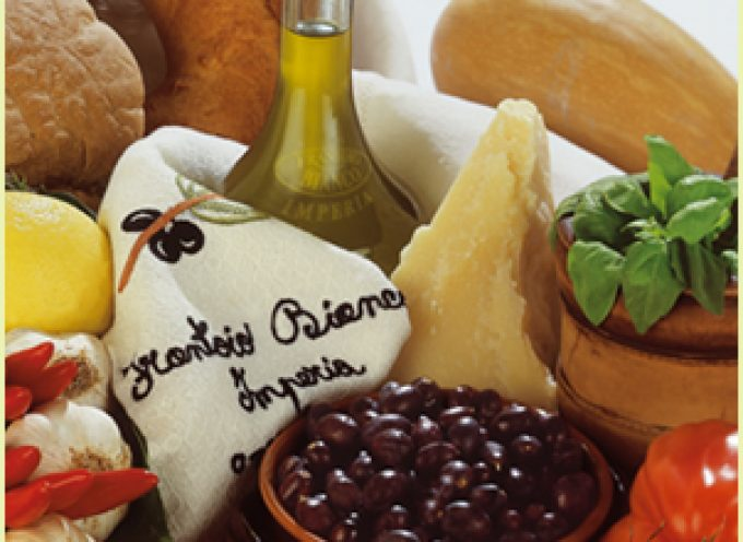 Frantoio Bianco Imperia: i prodotti della dieta mediterranea