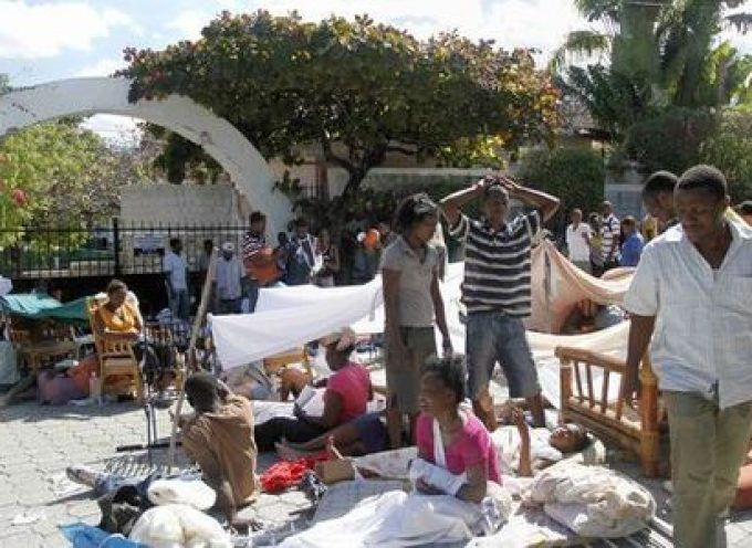 Statement on Haiti earthquake from Jacques Diouf