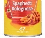 Spaghetti Bolognese it doesn't exist in Italy…