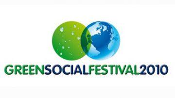 Green Social Festival: il sito web è online