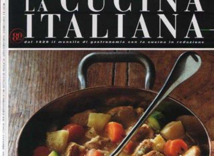 La Cucina Italiana: Ricette ed I-PHONE, Cucina 2.0