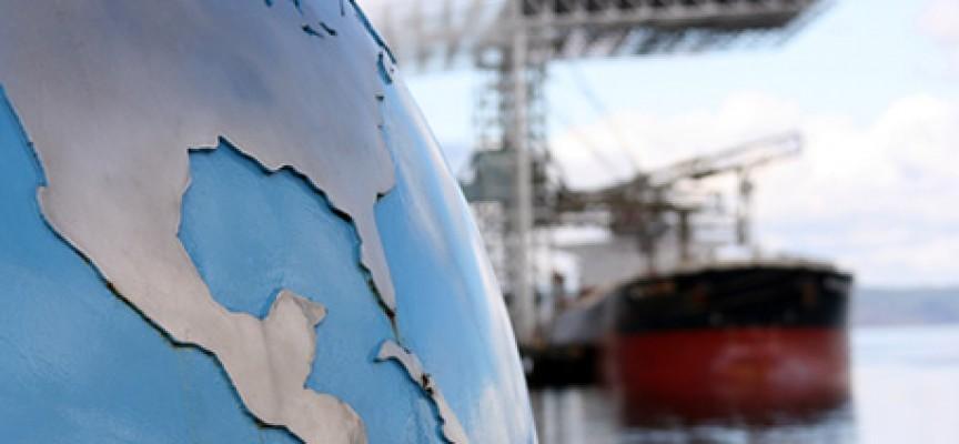 Commercio con l'estero: scambi complessivi e con i paesi UE