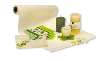 Un aspetto invitante: varietà fantasiosa per la tavola, proposta al Marca da Papstar