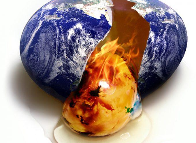 Cambiamenti climatici: Gli ultimi 10 anni sono stati i più caldi del secolo