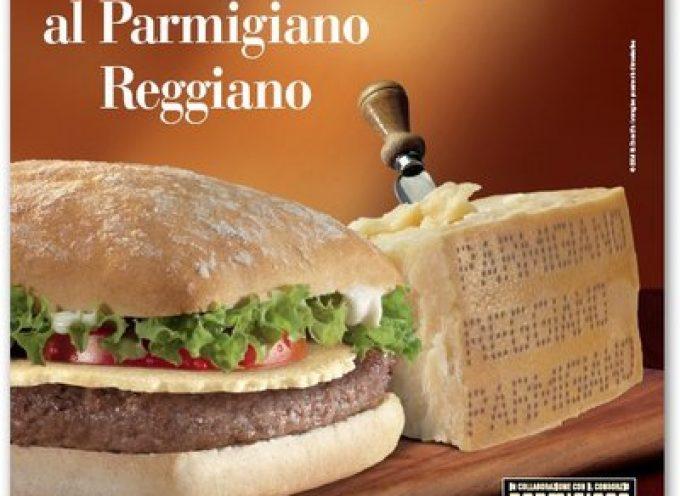 Arriva McItaly: Al Mc Donald's arrivano i prodotti tipici italiani