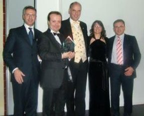 SMS Engineering premiata agli UK-Italy Business Awards