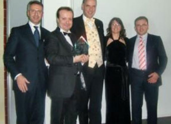 SMS Engineering premiata agli UK-Italy Business Awards