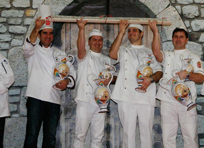 All'Ungheria la Sigep Bread Cup 2010