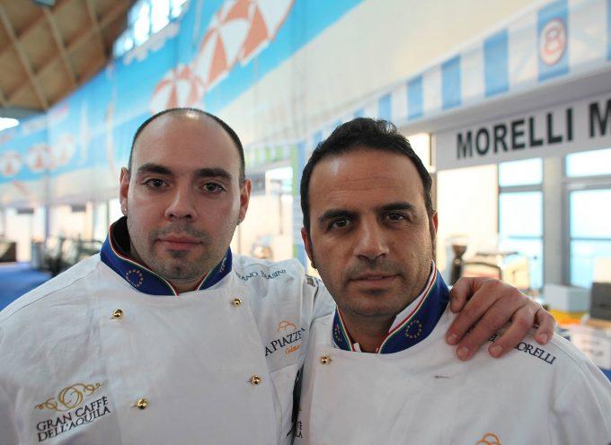 Stefano e Michele, gelatieri a l'Aquila nel segno della speranza