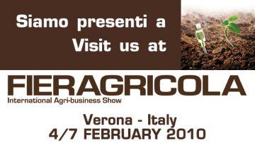 Confagricoltura a Fieragricola (4-7 febbraio 2010 Verona)