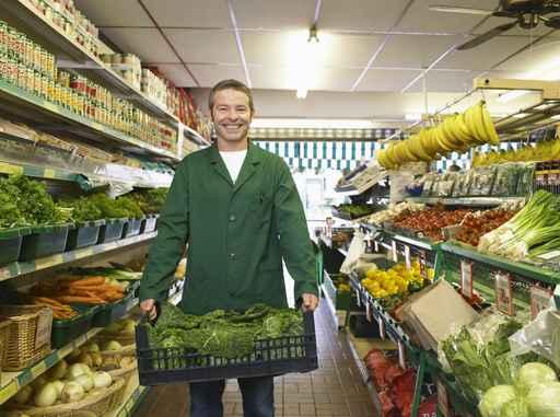 Il 75% dell'agricoltura italiana va nella distribuzione organizzata