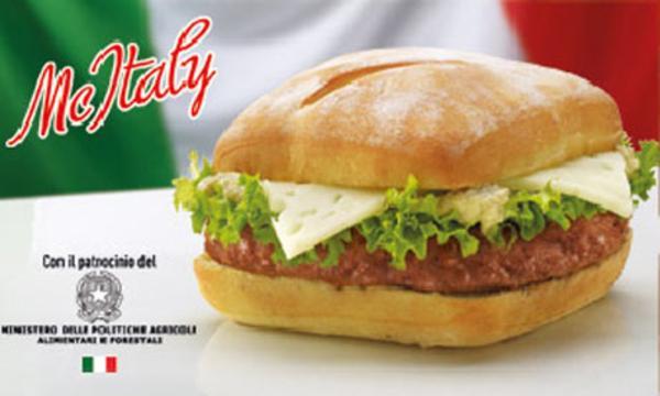 Alimentare: Perchè il Ministero patrocina McDonald's?