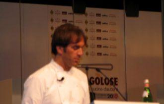 Davide Oldani apre le danze di Identità Golose 2010