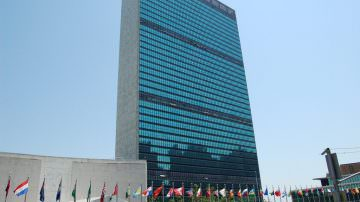 SMS Engineering nel palazzo di vetro dell'ONU a New York tavola rotonda del POAS (Permanent Observatory on Anti-Counterfeiting Systems)