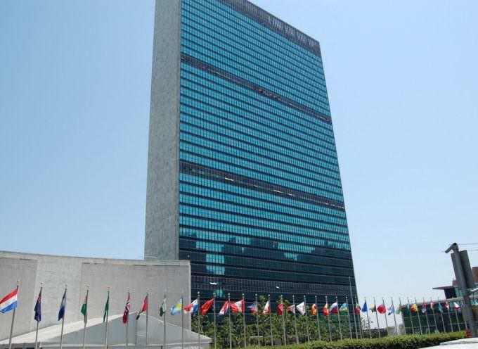 SMS Engineering nel palazzo di vetro dell'ONU a New York tavola rotonda del POAS (Permanent Observatory on Anti-Counterfeiting Systems)