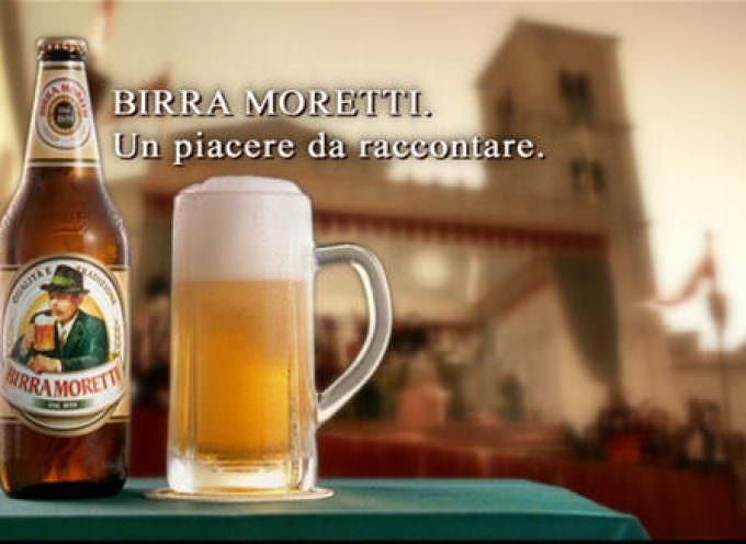 Birra Moretti: quando la qualità premia