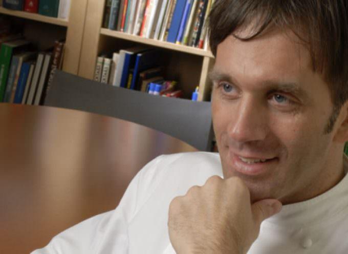 Il Premio Birra in Cucina a Davide Oldani