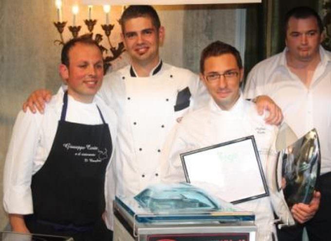 È Nicola Fossaceca il cuoco emergente dell'anno