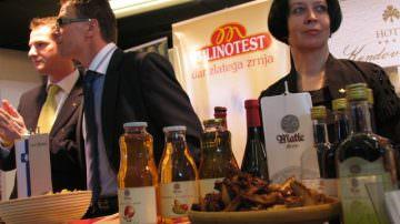 Slovenia Gourmet a Identità Golose