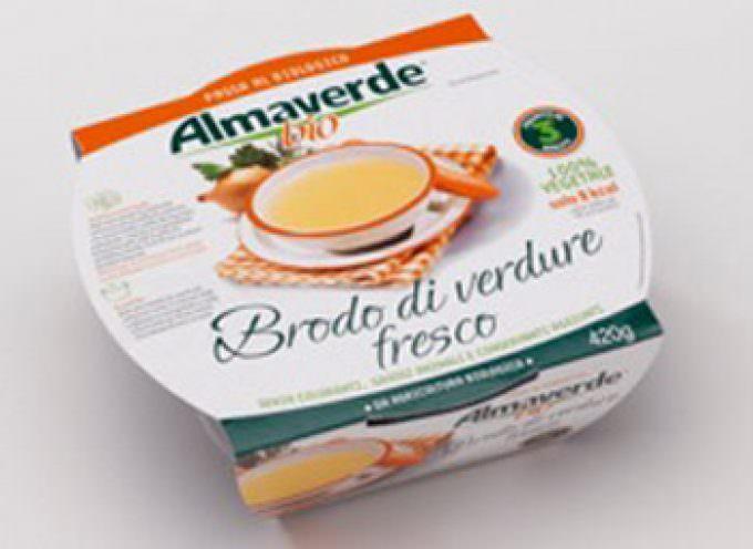 Tre novità arricchiscono la gamma dei piatti pronti freschi Almaverde Bio