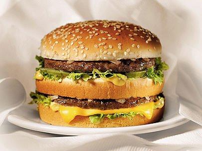 Inquinamento, l'hamburger peggio di un camion