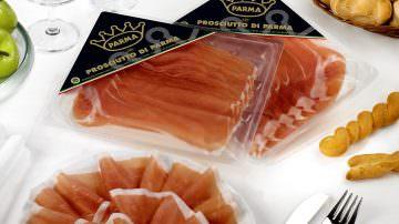 Prosciutto di Parma in vaschetta: +7.8%
