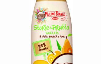 Mulino Bianco presenta Storie di Frutta, il nuovo frullato di sola e vera frutta da gustare ovunque