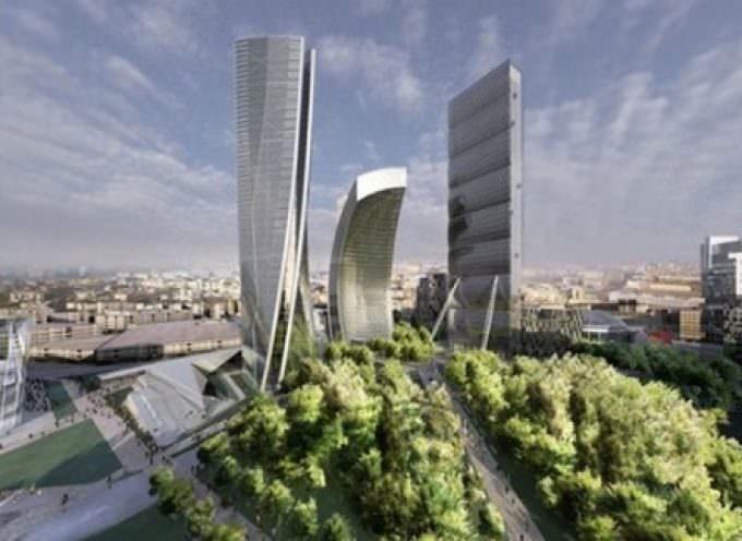"""""""I grattacieli del verde"""""""