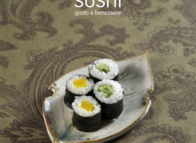 Sushi: gusto e benessere, il primo libro della collana SoSushi