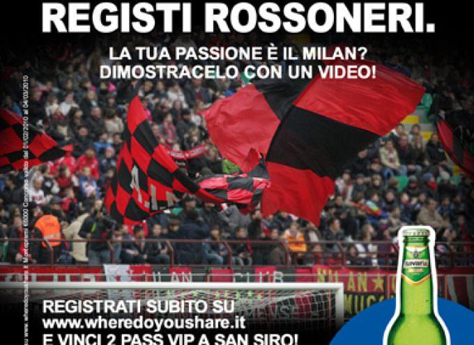 A.A.A. cercasi registi rossoneri: Bavaria regala i vip pass Milan-Napoli e Milan-Juventus