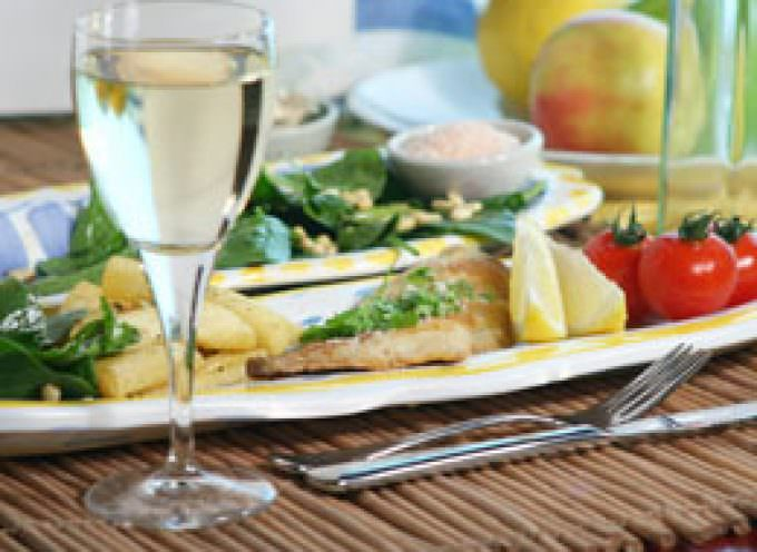 Vino e pesce: ricetta della salute, parola del presidente Onav Giorgio Calabrese