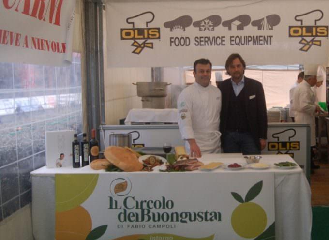 Olis Olimpica: le eccellenze della cucina italiana alle olimpiadi