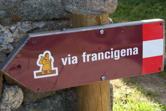 Lazio: Ultimati i lavori della Via Francigena