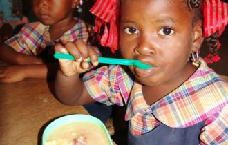 "Nasce il nuovo yogurt ""Danone per Haiti"""