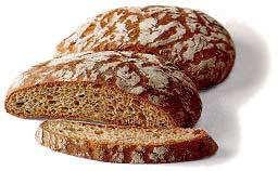 Il pane di segale riduce il colesterolo