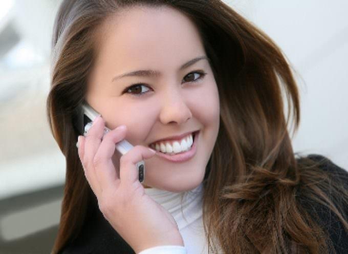 Telefonare alla mamma riduce lo stress