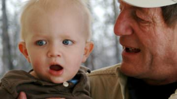I bambini curati dai nonni sono più a rischio obesità