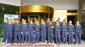 Gatorade augura in bocca al lupo ai 27 atleti Fiamme Gialle in partenza per Vancouver
