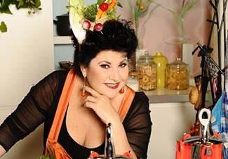 Marisa Laurito è la donna dell'olio 2010