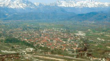 Il mio viaggio nella provincia di Cuneo