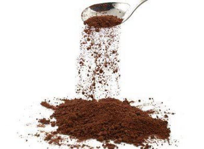 Il cacao protegge dall'azione del tempo