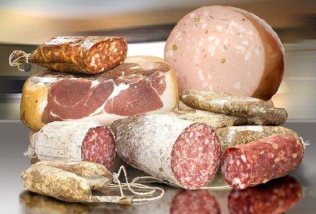 Salumi italiani, export record nel 2011