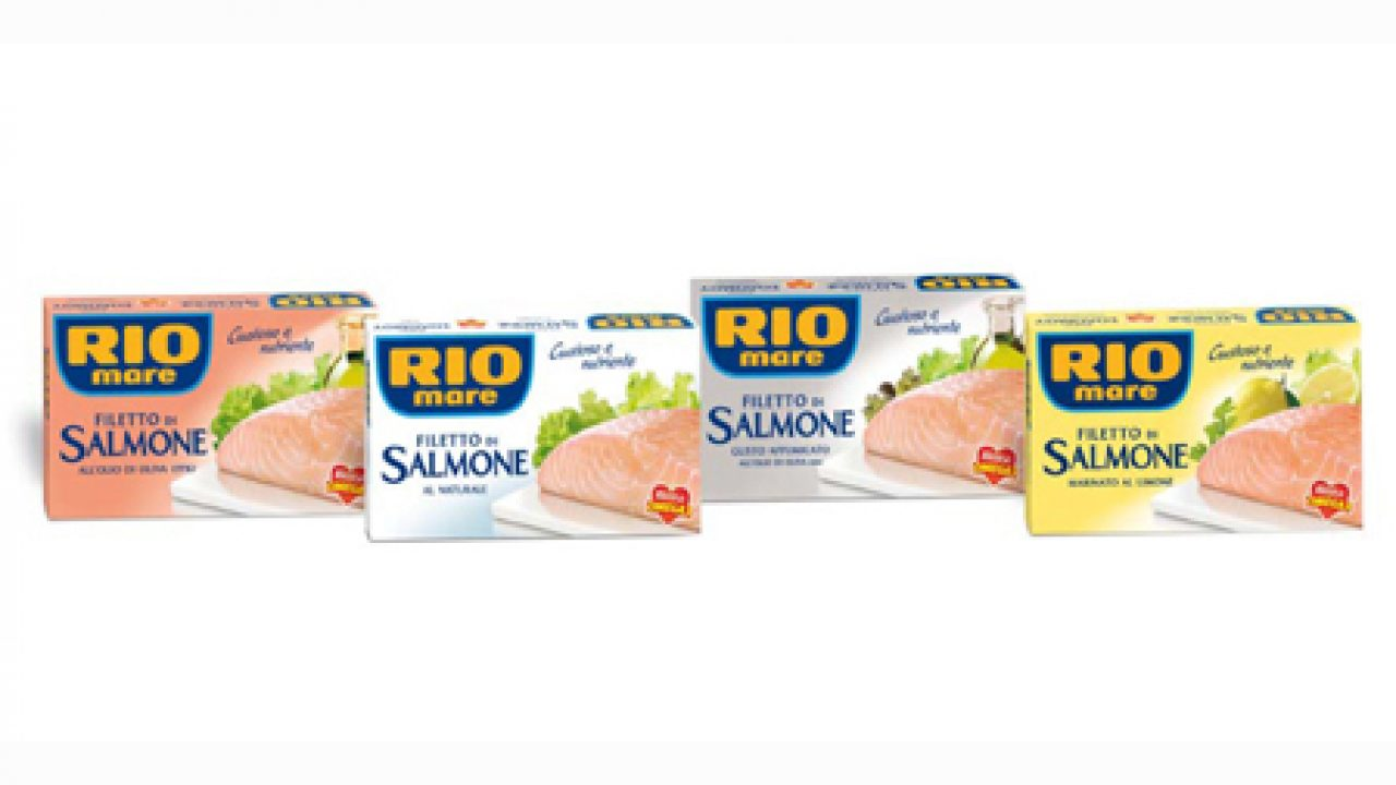 Il Filetto Di Salmone Rio Mare Si Fa In Quattro Per Rendere Speciale Il Pranzo Di Pasqua Newsfood Nutrimento E Nutrimente News Dal Mondo Food