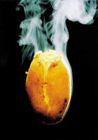La patata dà la felicità
